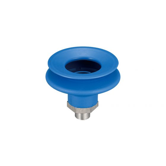 Bellows Cup 1.5-Stage (Mark-Free/Blue) 43mm