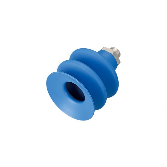 Bellows Cup 2.5-Stage (Mark-Free/Blue) 43.5mm