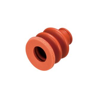 Suction Cup w/Sponge (Silicon/Brown) 30mm