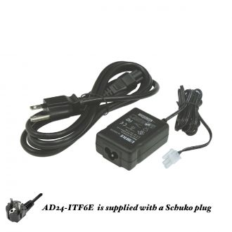 AC Adapter for F6CL-E, F6ST-E