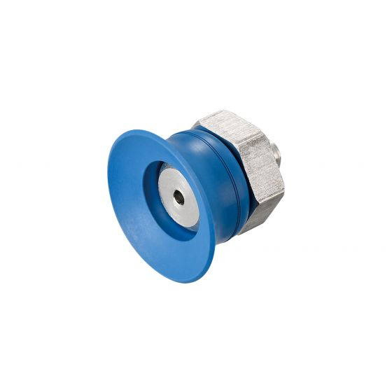Flat Suction Cup (Mark-Free/Blue) 20mm