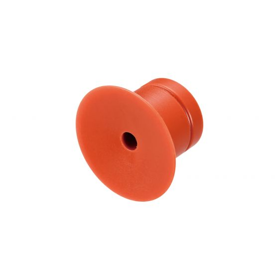 Suction Cup (Std/Silicon/Brown) 25mm