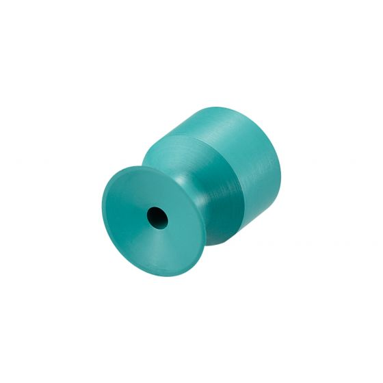 Suction Cup (Std/Nitrile/Green) 10mm