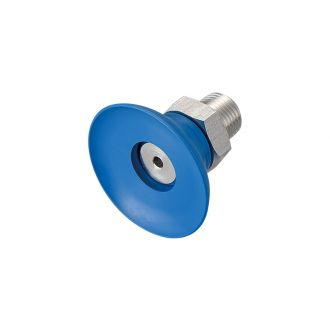 Flat Suction Cup (Mark-Free/Blue) 30mm