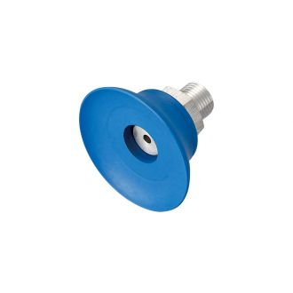 Flat Suction Cup (Mark-Free/Blue) 35mm