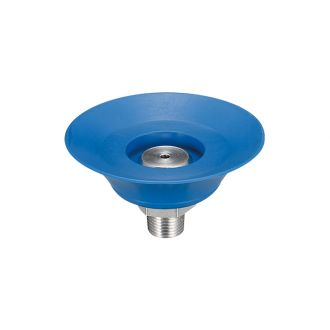 Flat Suction Cup (Mark-Free/Blue) 50mm