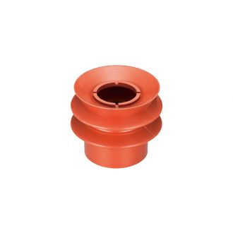 Suction Cup (Screw Mount/Silicon/Brown) 60mm