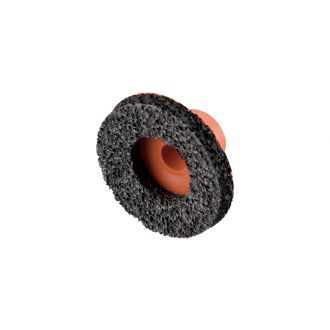 Suction Cup w/EP Sponge (Silicon/Brown) 40mm