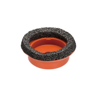 Suction Cup w/EP Sponge (Silicon/Brown) 50mm