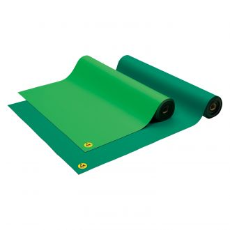 Conductive Rubber Mat (Light Green)