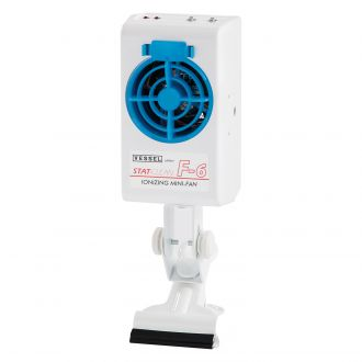 Mini Ionizing Fan w/ Clip