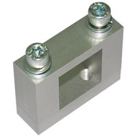 Square Slide Bracket (25-25)